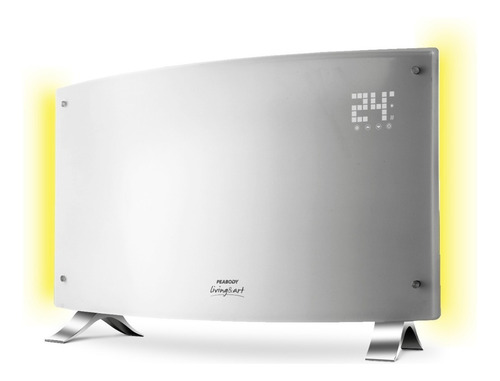 vitroconvector calefactor digital peabody vqdl20 curvo 2000w