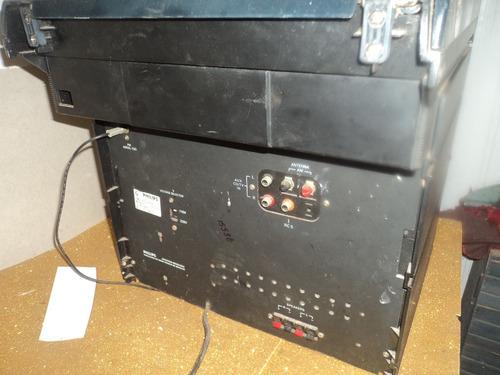 vitrola antiga radio fita /disco/phlips/as.325/digi/leia.ate
