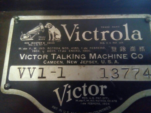 vitrola antigua