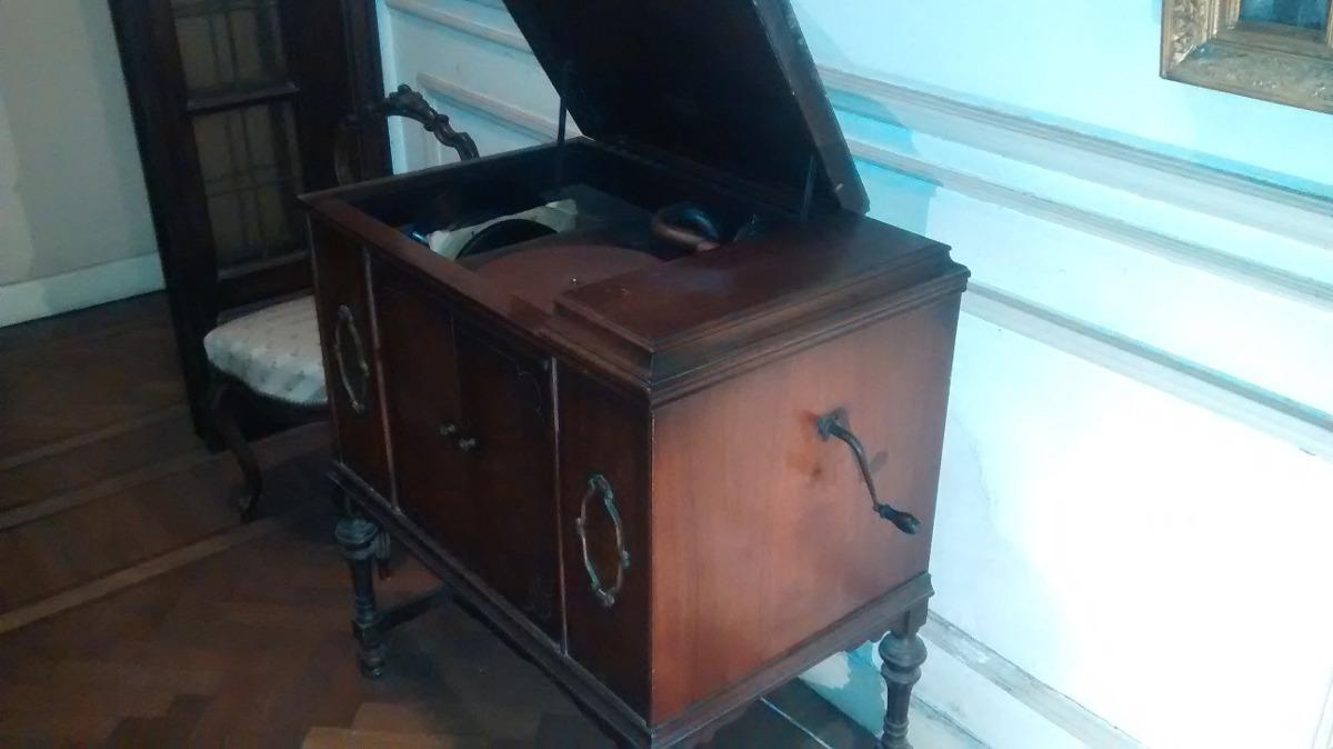 Vitrolas Antiguas En Mercado Libre Argentina # Muebles Musiqueros Antiguos