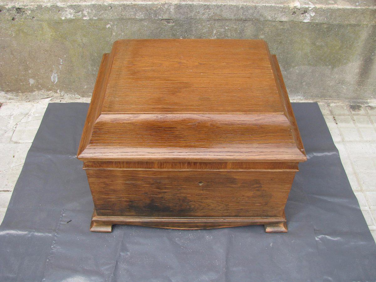 Vitrola Mueble De Roble Para Vitrola R C A Victor  $ 3500,00 en