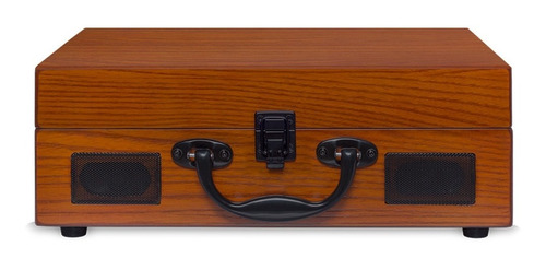 vitrola raveo sonetto wood toca-discos bluetooth rev oficial