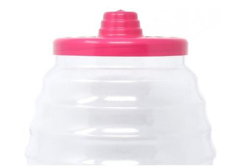 vitrolero de plástico 10lt