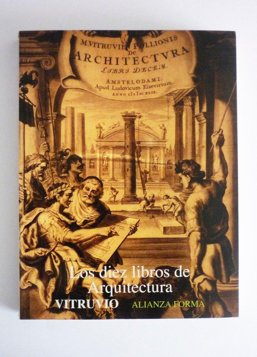 Resultado de imagen de libros vitruvio
