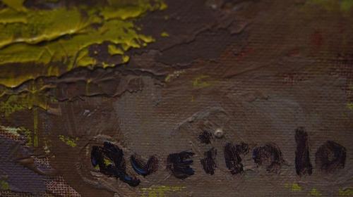 vittorio queirolo - oleo madera
