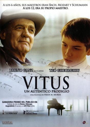 vitus ( bruno ganz ) dvd original