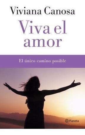 viva el amor  viviana canosa , libro