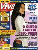 viva mais 310 * 09/09/05 * cleo pires