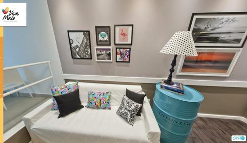 viva mais nova iguaçu - apartamento 2 quartos