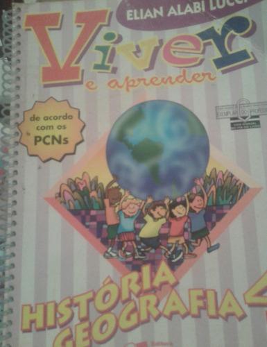 viver e aprender história e geografia 4 livro do professor