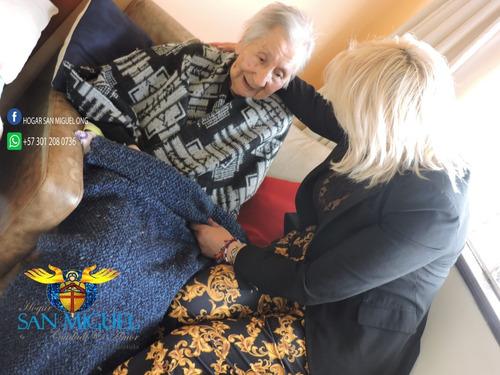 vivienda asistida con amor para personas de la tercera edad