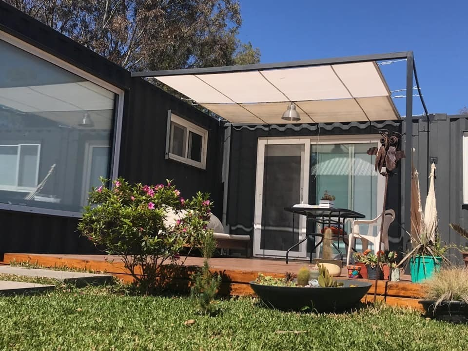 vivienda container casas modulo 30 m2 100% financiado (25