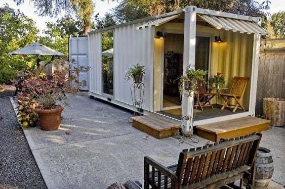 vivienda container dpto casa 1 o 2 piezas 30 m2 (25