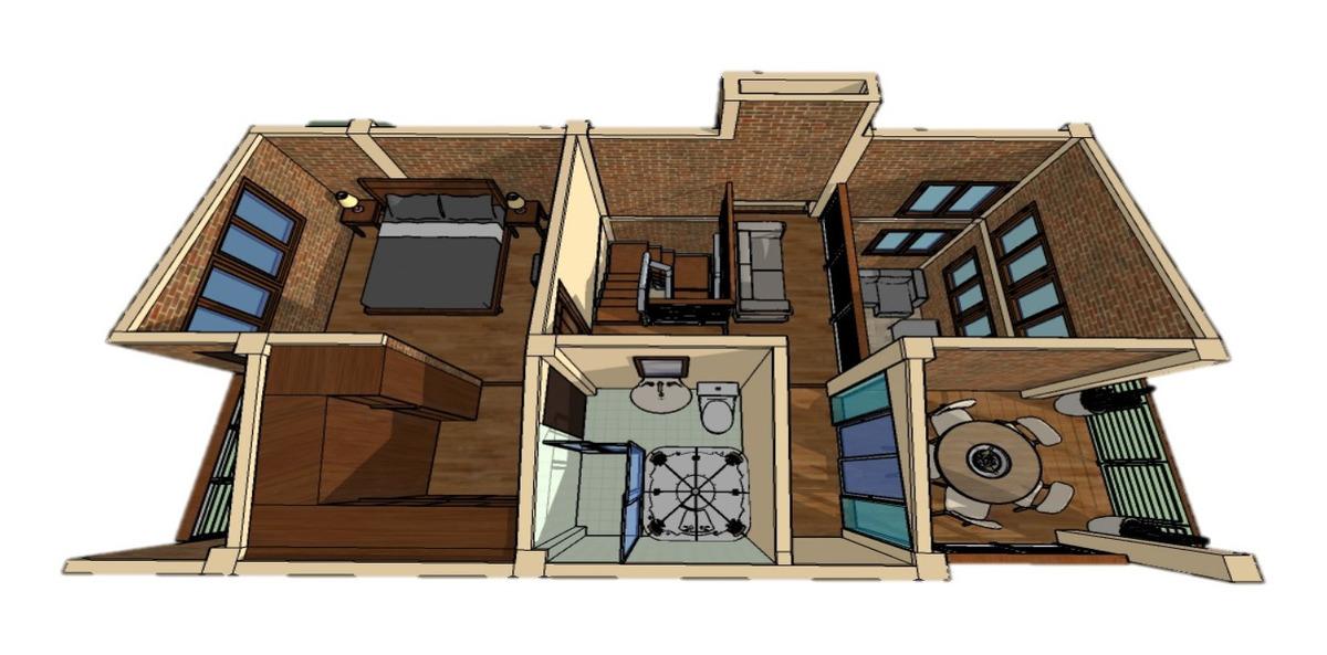 vivienda ecológica kinkon desde 36 m2