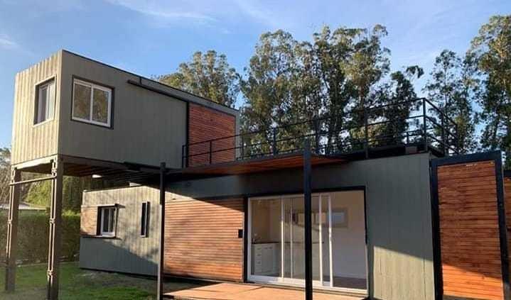 vivienda modular casa contenedor casa 30m2(66)