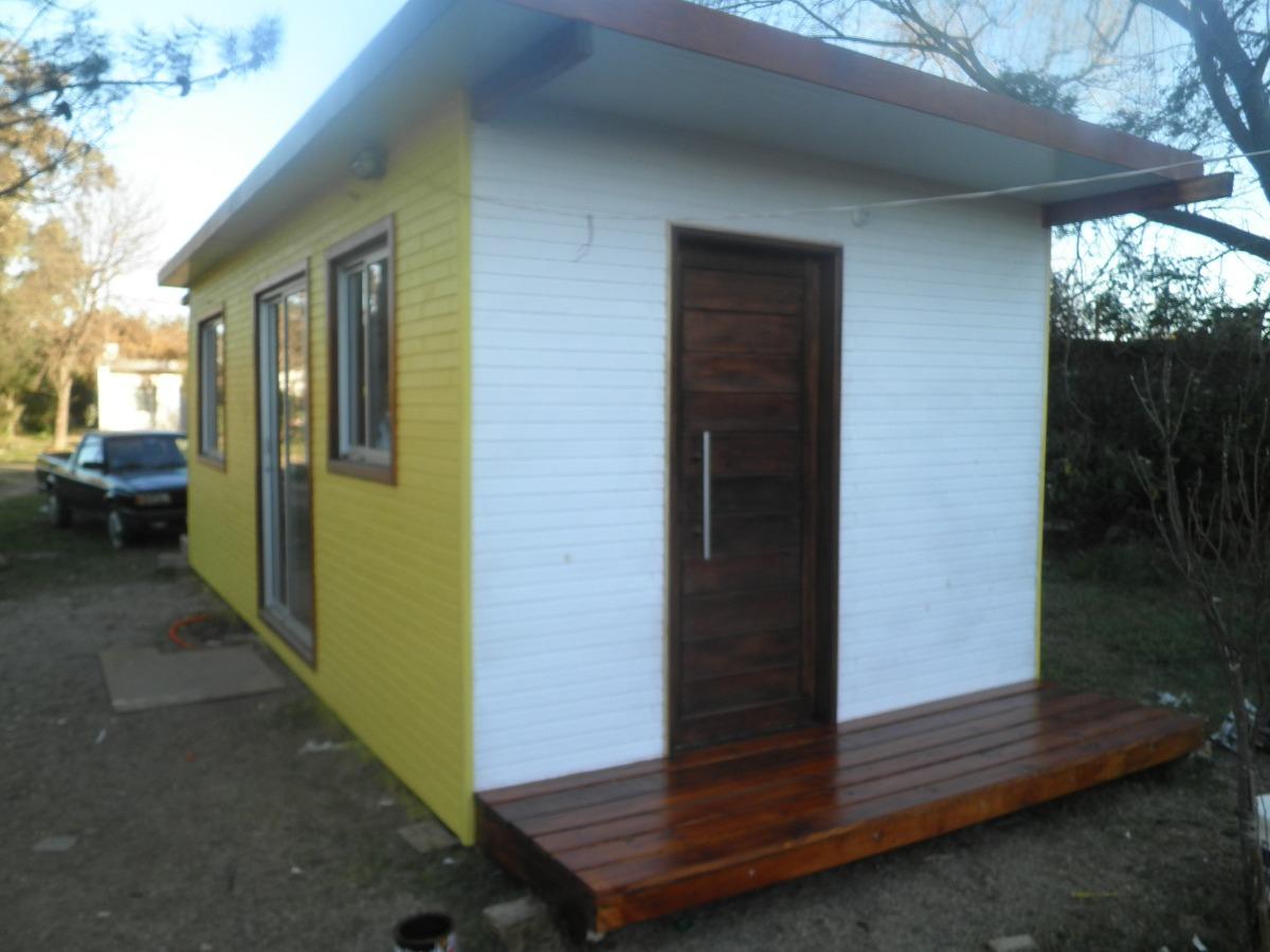 Vivienda modulo prefabricado pronta para que te la - Modulos prefabricados para viviendas ...