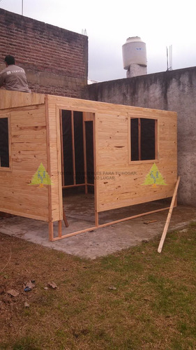 vivienda prefabricada económica 11 mts, somos fabricantes