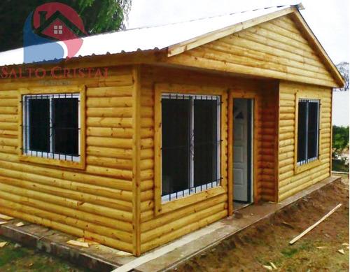 viviendas americanas premoldeadas prefabricadas cabañas