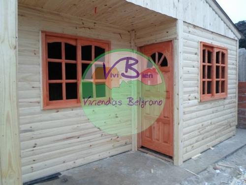 viviendas belgrano fabrica de cabañas,casillas,prefabricadas