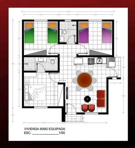 viviendas casas prefabricadas proyectadas en paneles