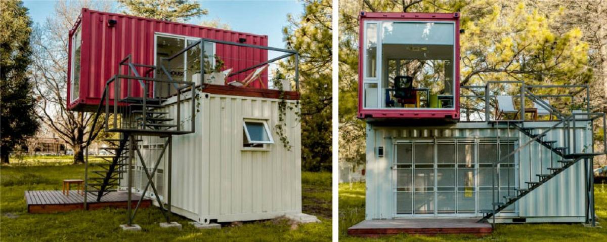 viviendas containers  - 2 ambiente - ph  (56)