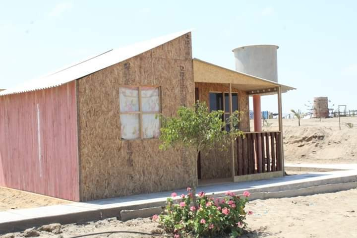 #viviendas #ecológicas #cañete
