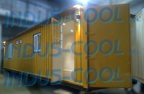 viviendas en contenedores maritimos - modulos habitables