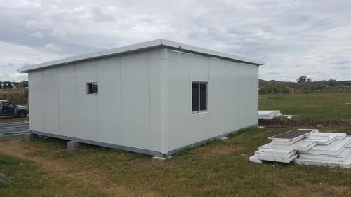 viviendas en isopanel - camaras frigorificas, techos