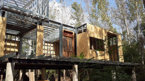 viviendas industrializadas - steel framing
