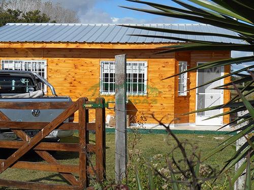 viviendas prefabricadas cabañas - oferta 30m2