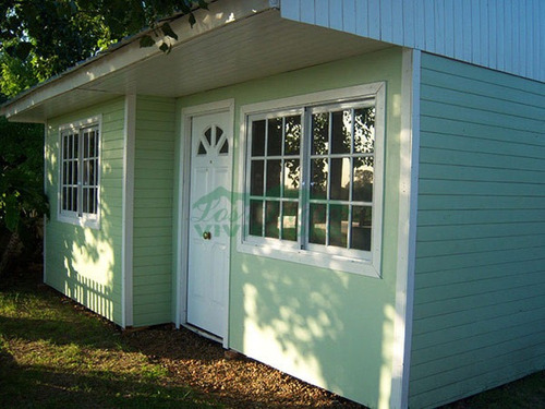 viviendas prefabricadas cabañas - oferta 50m2