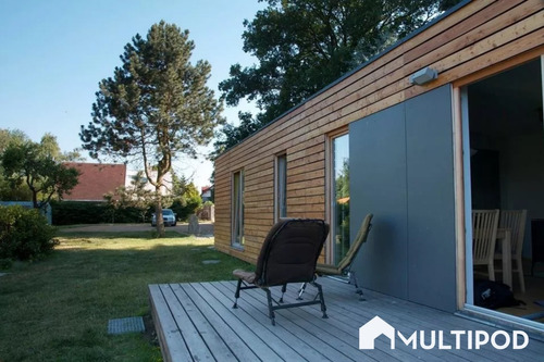 viviendas prefabricadas diseño  construcción seco a medida