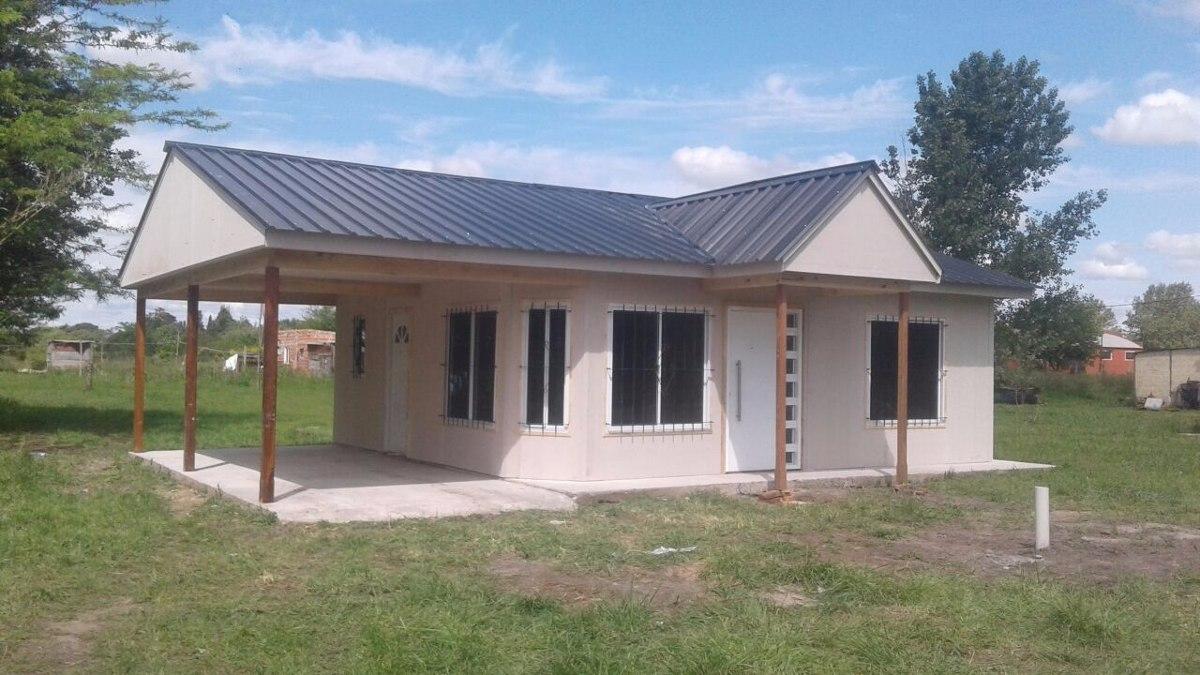 Viviendas premoldeadas en mercado libre Casas modernas precio construccion