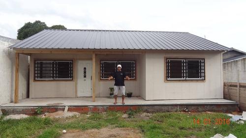 viviendas premoldeadas prefabricada construcción en seco