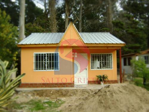 viviendas premoldeadas - viviendas salto cristal