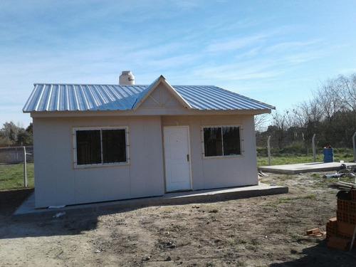 viviendas premoldeadas y prefabricadas.30mts2.el piamonte.