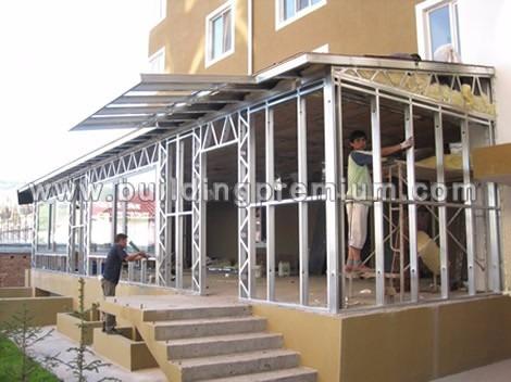 viviendas steel framing llave en mano. $12.500m2