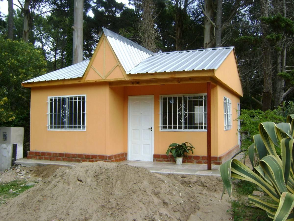 Viviendas ybycui prefabricadas y premoldeadas en for Puertas de madera prefabricadas guatemala