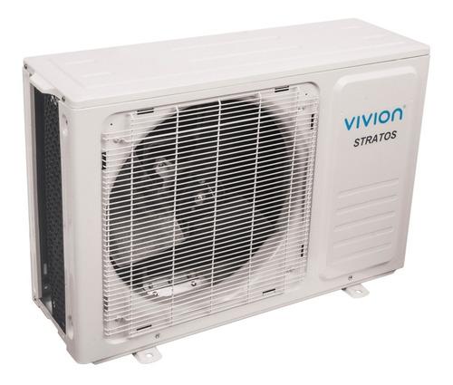 vivion haus aire acondicionado stratos 18000 btu dc inverter