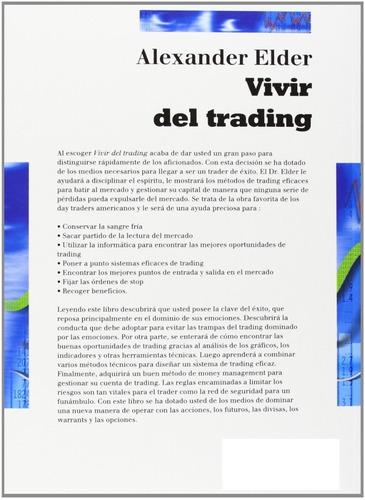 vivir del trading - alexander elder - libro integro - pdf
