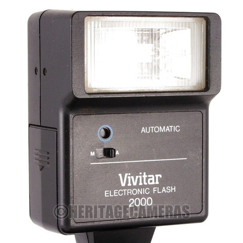 vivitar fhash eletronic 2000