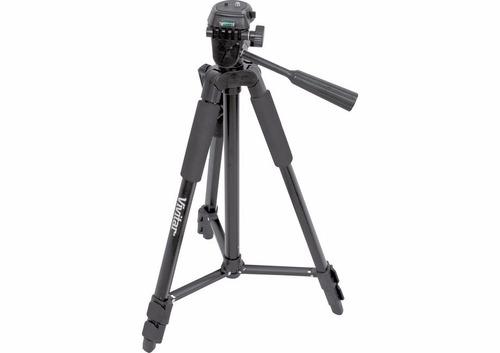 vivitar trípode para cámaras filmadoras profesionales 1.32mt