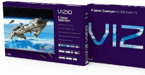 vizio p659-g1 p-series quantum 65 class 4k hdr smart tv