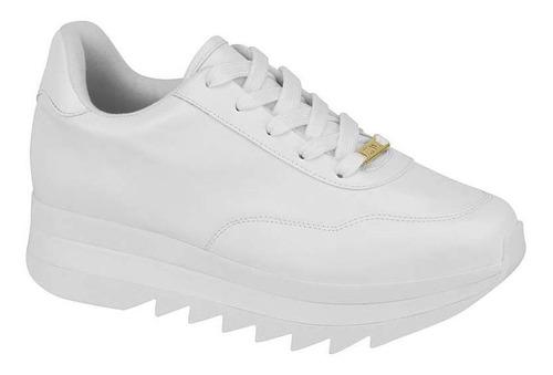 vizzano champión sneakers blanco plataforma- napa- envíos