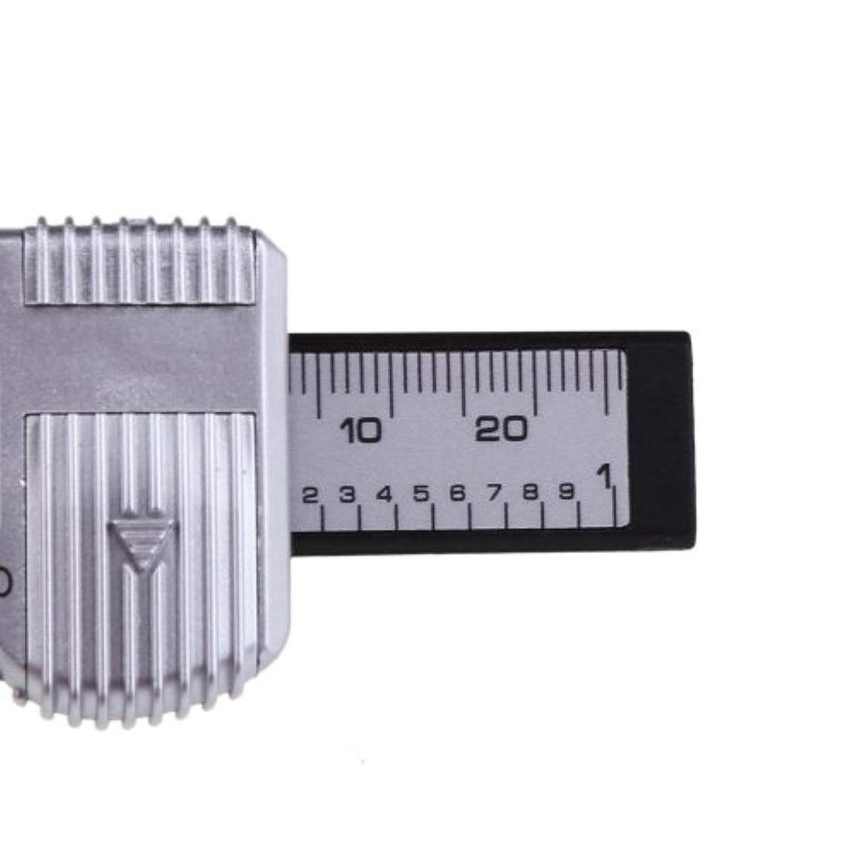 Vktech Gray Pantalla Lcd Digital Calibre