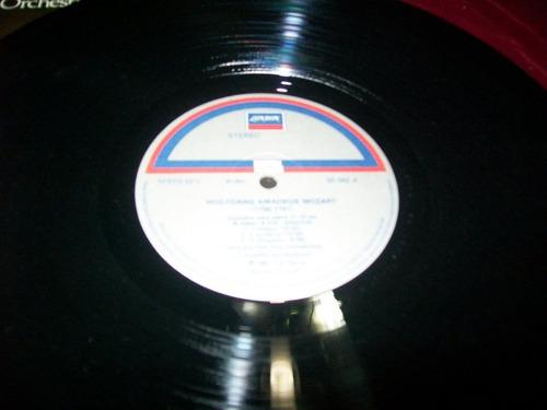 vladimir ashkenazy mozart piano concertos lp disco clasica