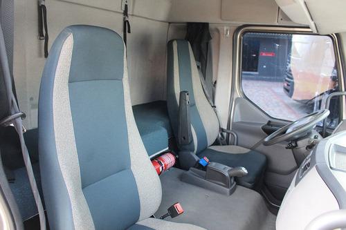 vm 330 quarto eixo 8x2 no chassi - automático - muito novo