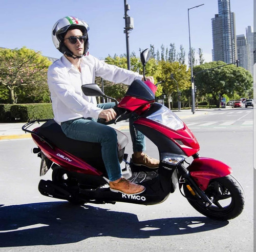 vm kymco agility 125 - consultar contado - masera motos