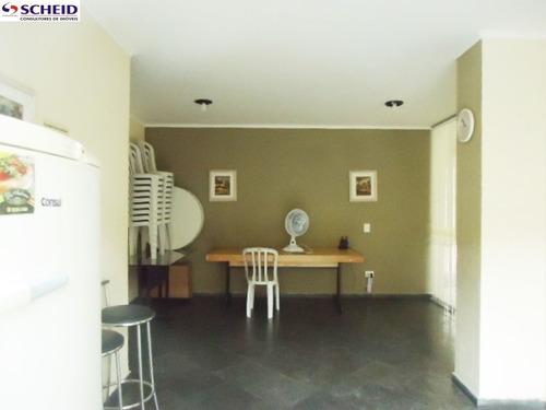 v.mascote, 70m², bonito, armários, 2 dorm, sala, coz, 2 wc, 1 vaga - mc3770