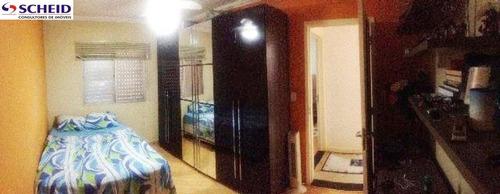 v.mascote, 72m², conservado, 2 dorm, sala, coz, wc, 1 vaga, localização privilegiada, lazer - mc3837